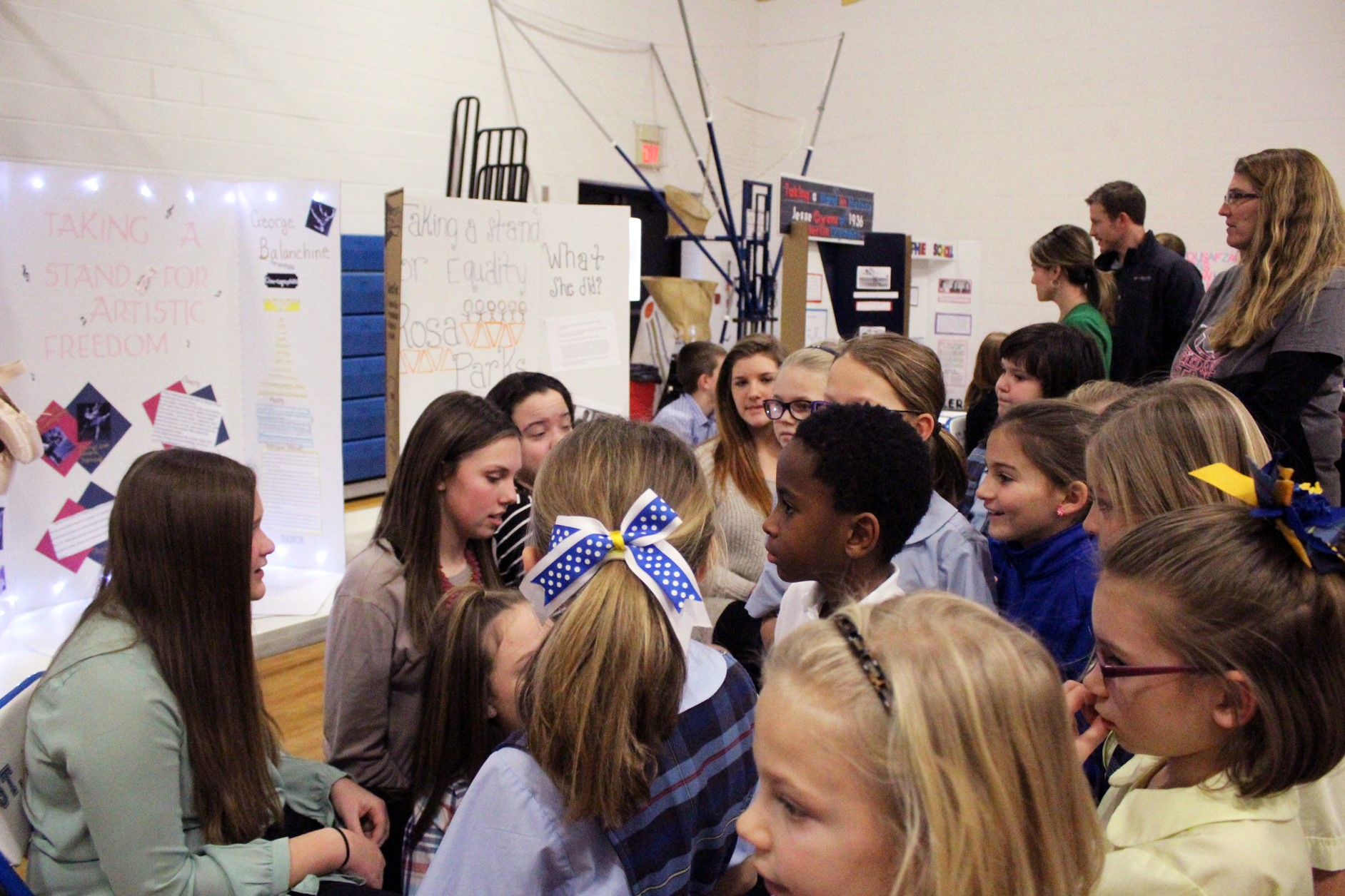 History Fair - January 31st, 2017