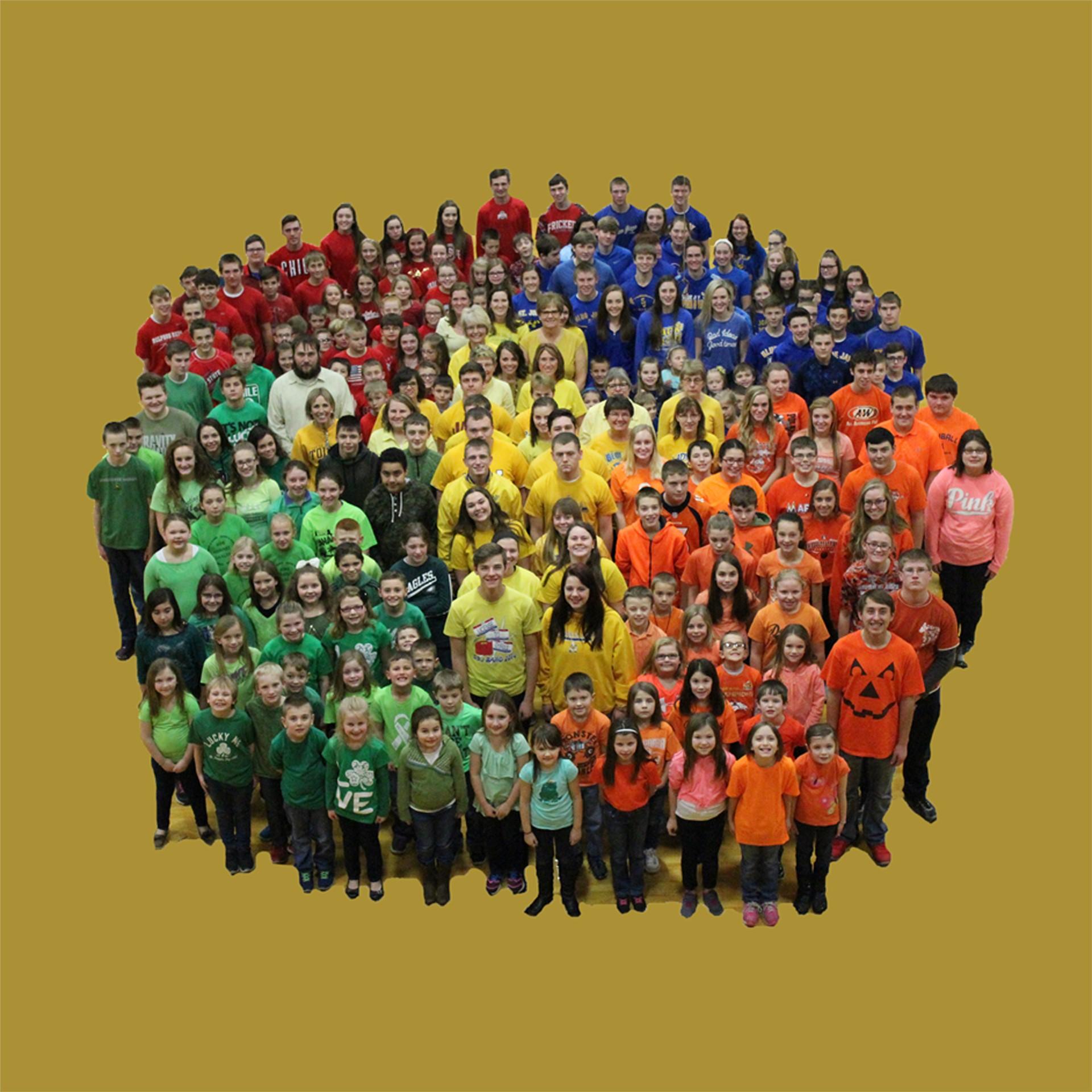 Catholic Schools Week - Student Logo
