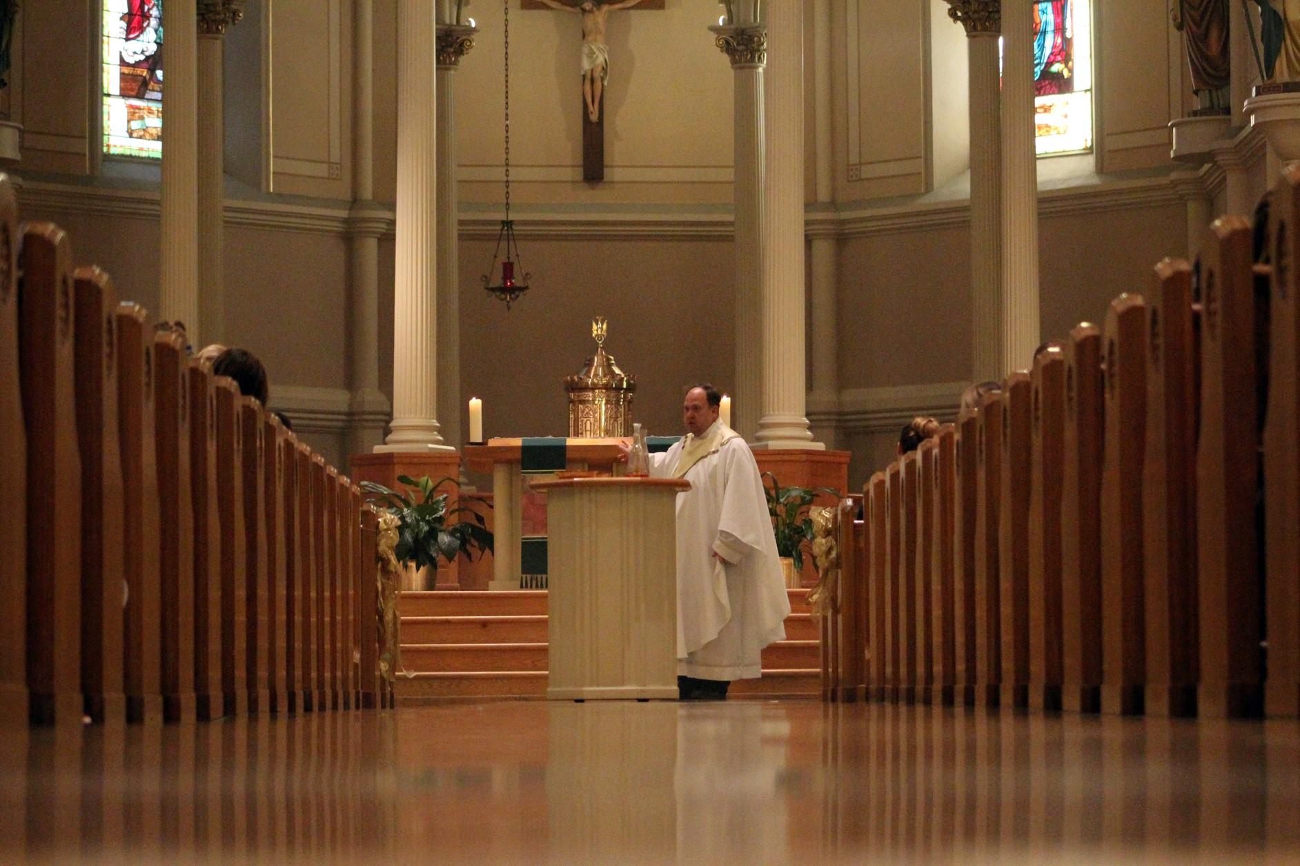 Catholic Schools Week K-12 Mass