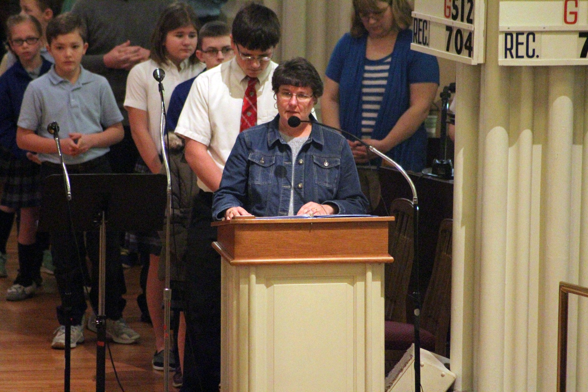 Catholic Schools Week Decade of the Rosary