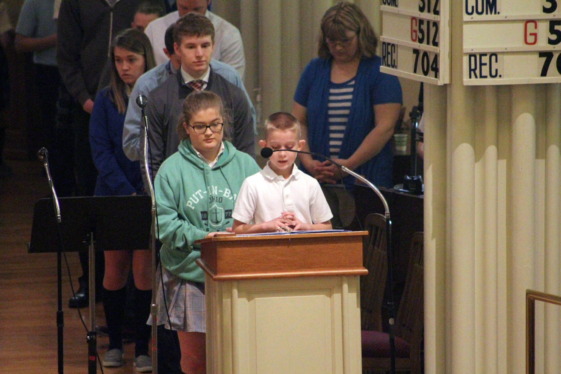 Catholic Schools Week Decade of the Rosary