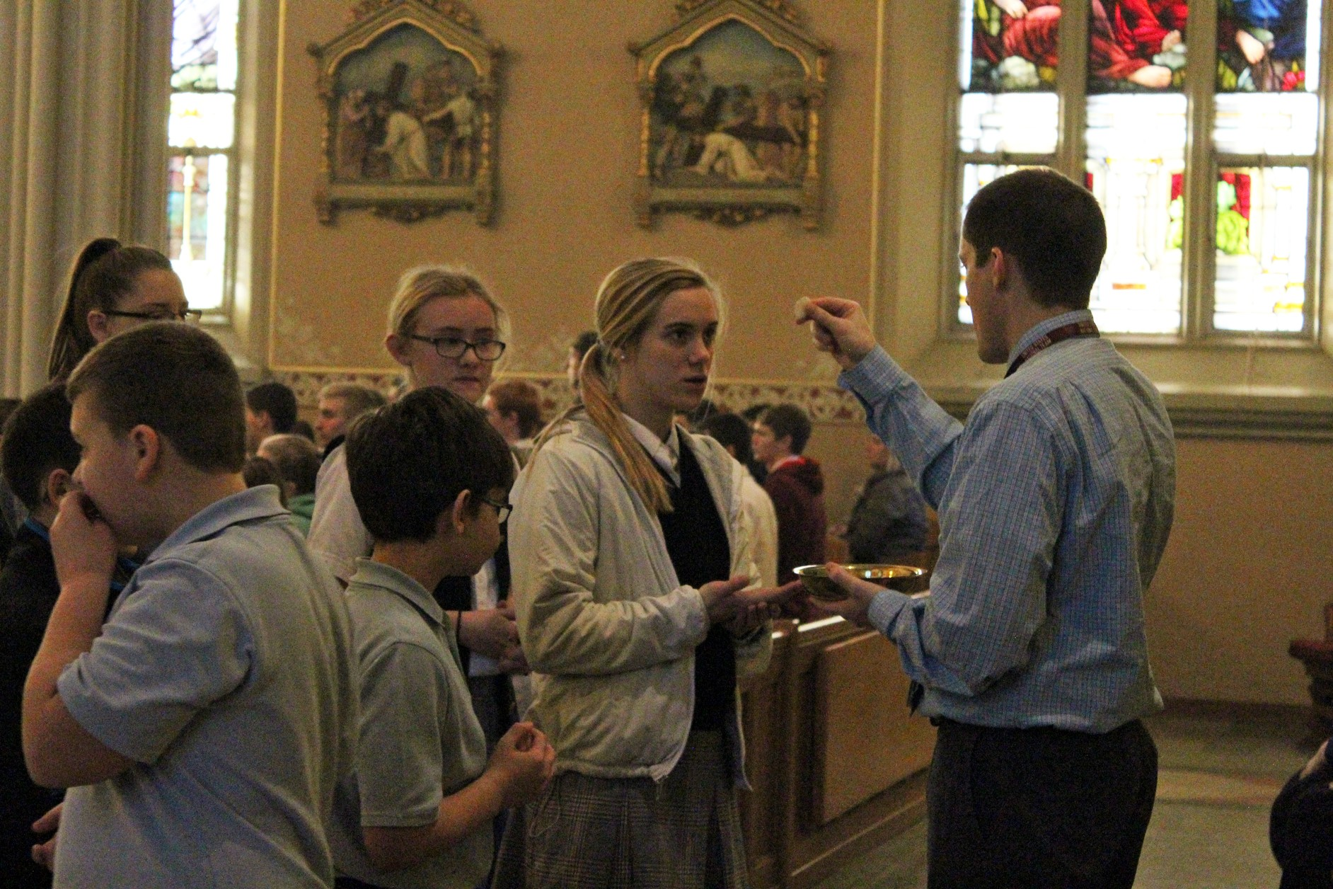 Catholic Schools Week K-12 Mass