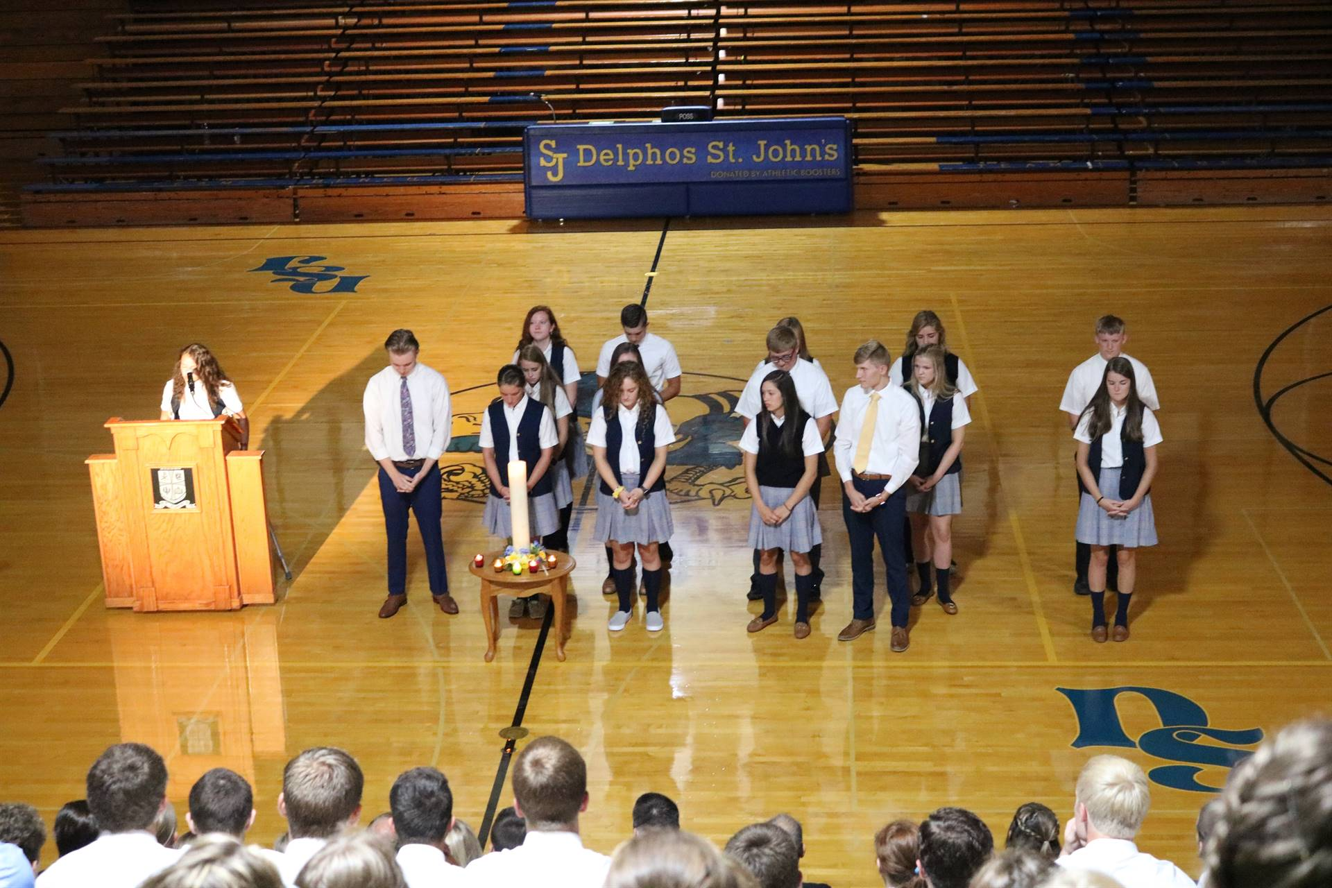 Liturgy Team Beginning of the Year Assembly Prayer