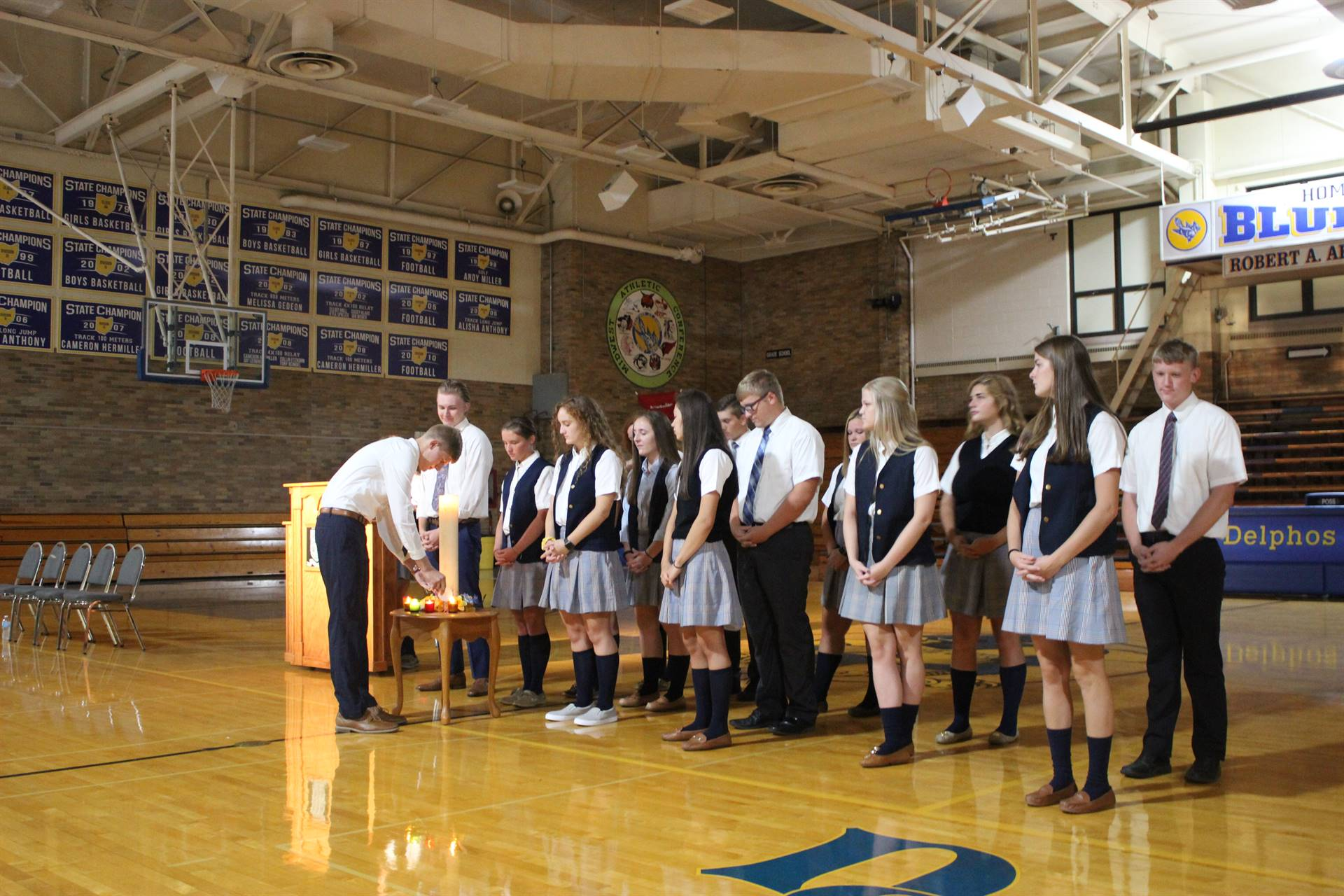 Liturgy Team Beginning of the Year Assembly