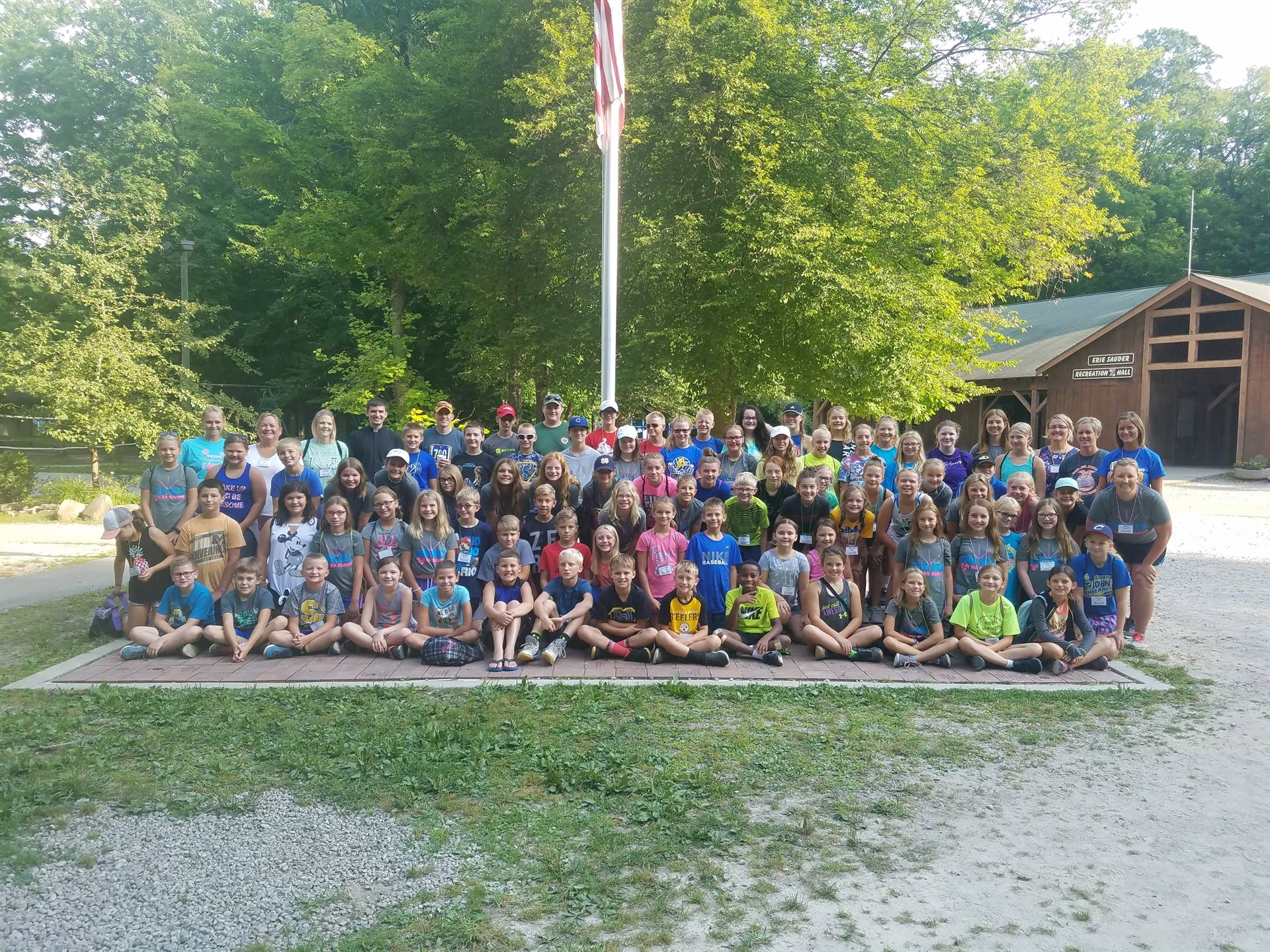 Church Camp 2019