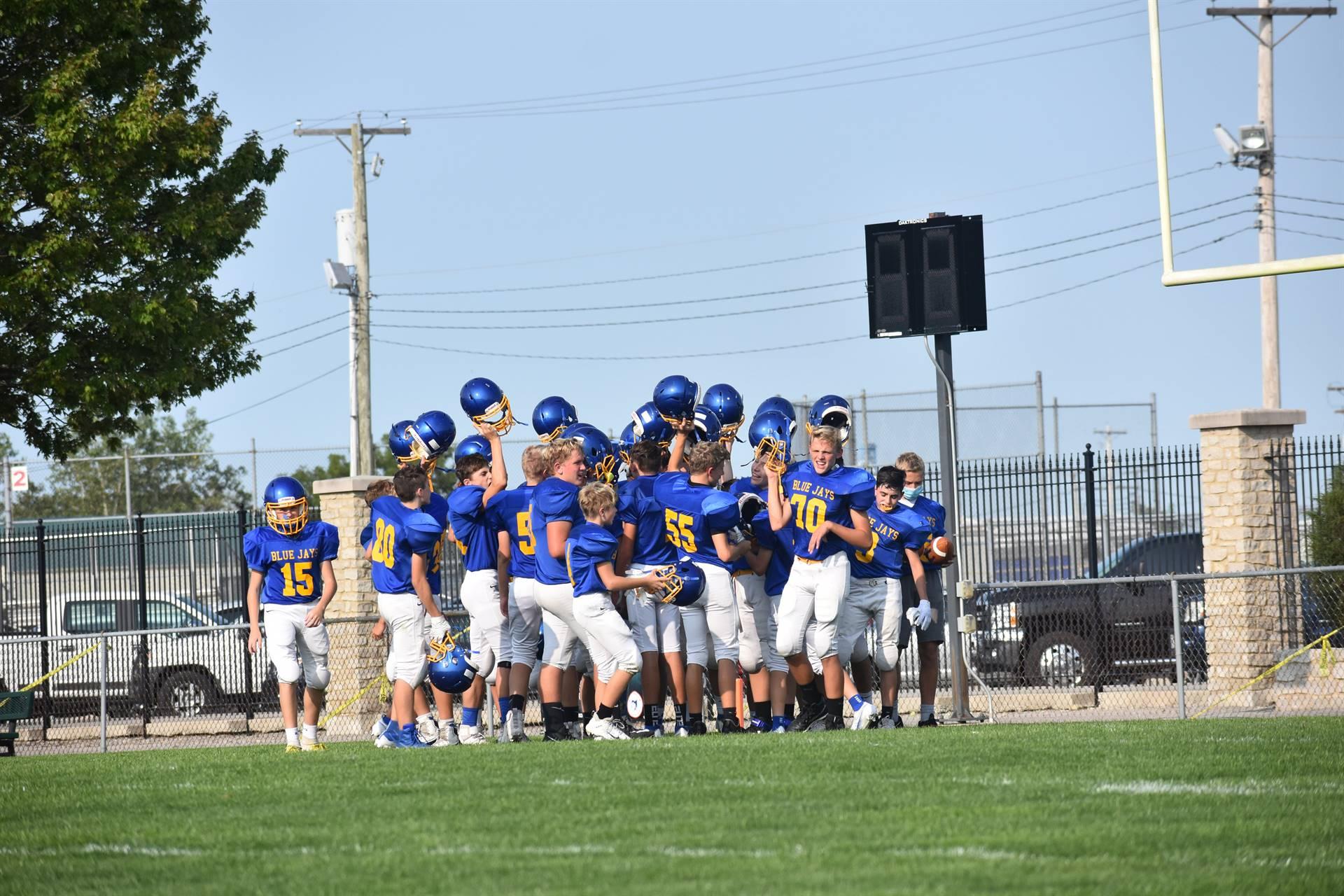 Junior High Football