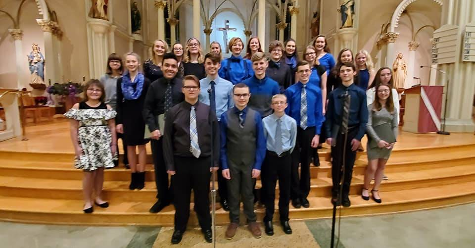 2019 Christmas Choir Concert