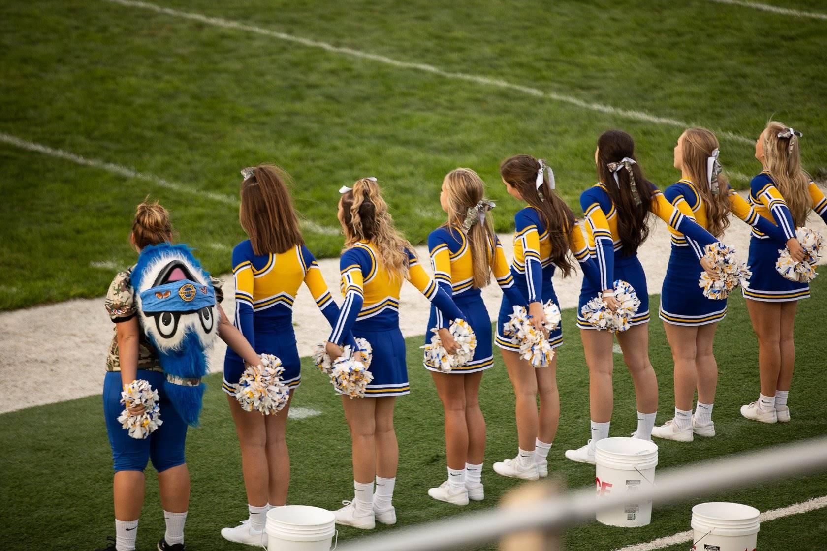 Varsity Football Cheer