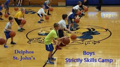 Strictly Skills camp form