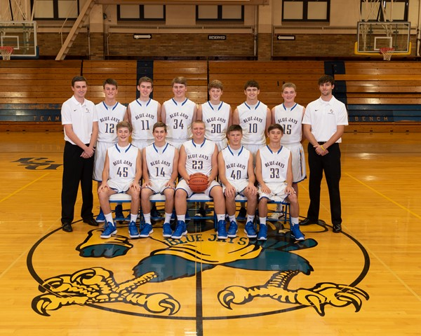 JV Boys Basketball 2018-2019