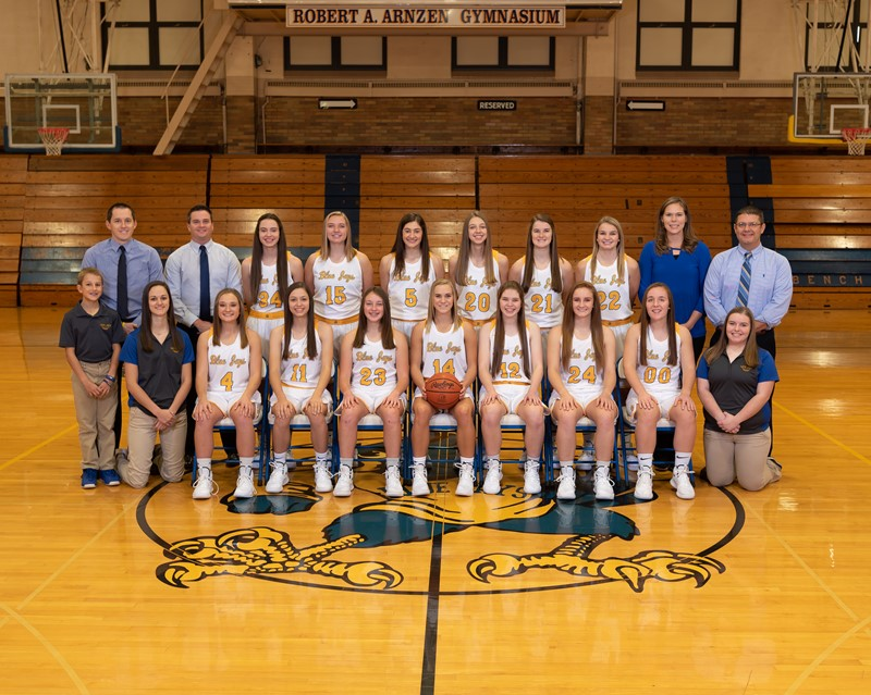 Varsity Girls Basketball 2018-2019