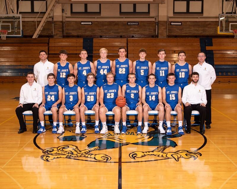 Varsity Boys Basketball 2019-2020
