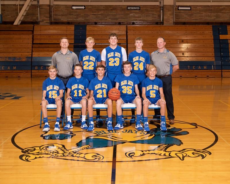 Junior High Basketball 2019-2020